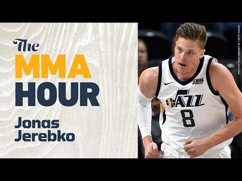 The MMA Hour - Episode 430 - Jonas Jerebko