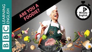 Talk about food expertise in 6 minutes thumbnail