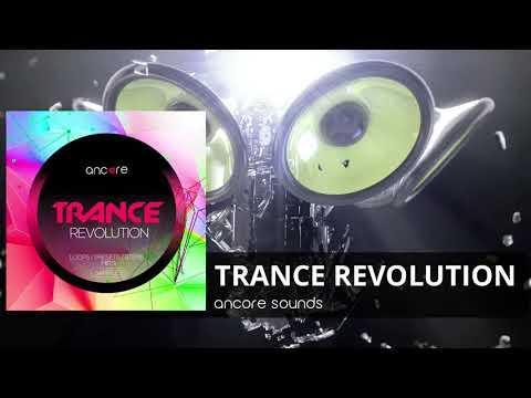"""TRANCE REVOLUTION"" Sample Pack, Presets, MIDI | Ancore Sounds"