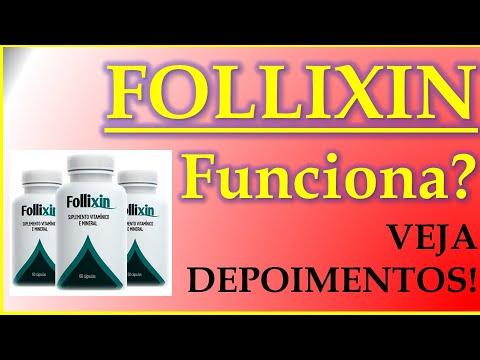 Follixin Funciona - DEPOIMENTOS REAIS de quem j� usou FOLLIXIN - Follixin Onde Comprar - FULL HD