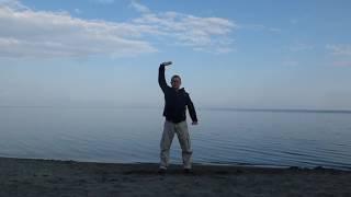 Озеро Байкал  Открытые уроки Оздоровительного Цигун Виктора Стерликова  Комплекс Da Wu