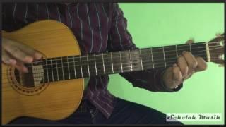 "Belajar Lagu ""Lungset"" Banyuwangi di Gitar"