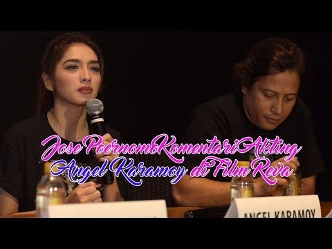 Jose Poernomo Bicara Soal Akting Angel Karamoy di Film Reva Mp3