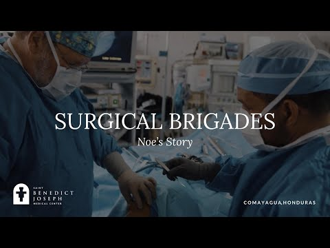 Noe's Story | Surgical Brigades at the Saint Benedict Joseph Medical Center