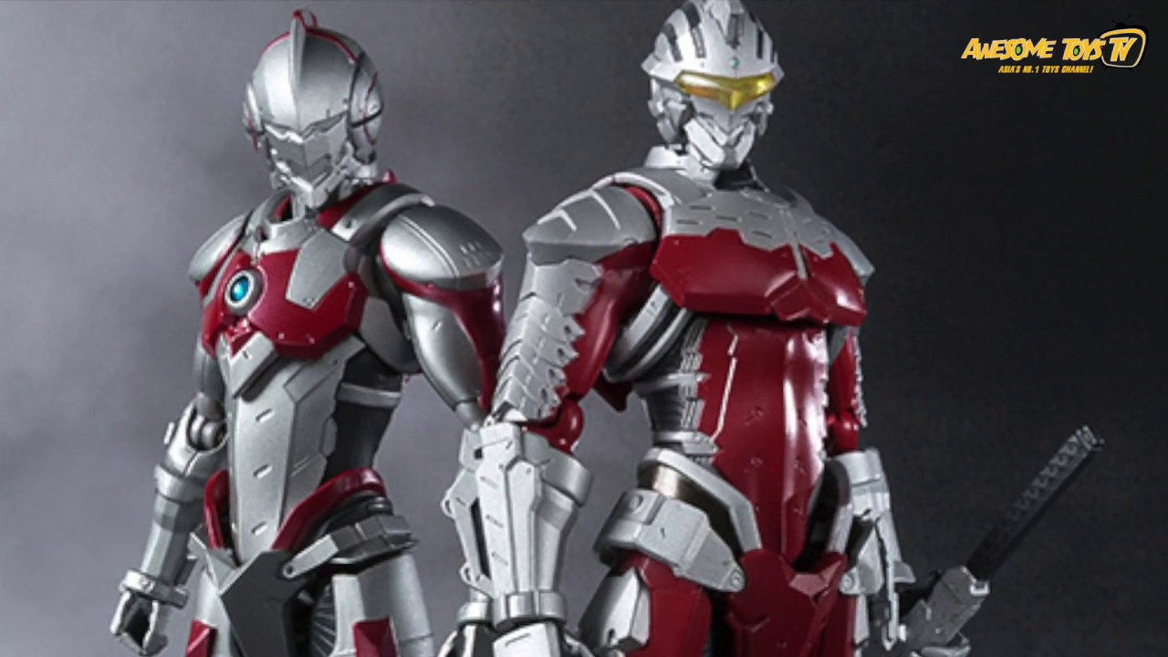 New 2019 Ultraman announced ! Yes ! 2019! - YouTube
