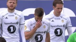 Stabæk - Rosenborg lørdag 13. mai kl 16:00 (1. omgang)