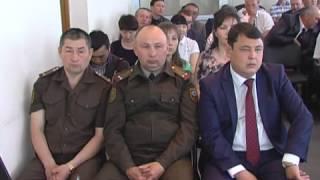 Ерик Султанов представил нового акима Тайыншинского района
