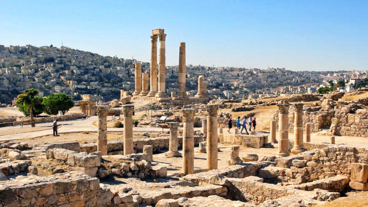 Historic Sites in Jordan - Trip Historic
