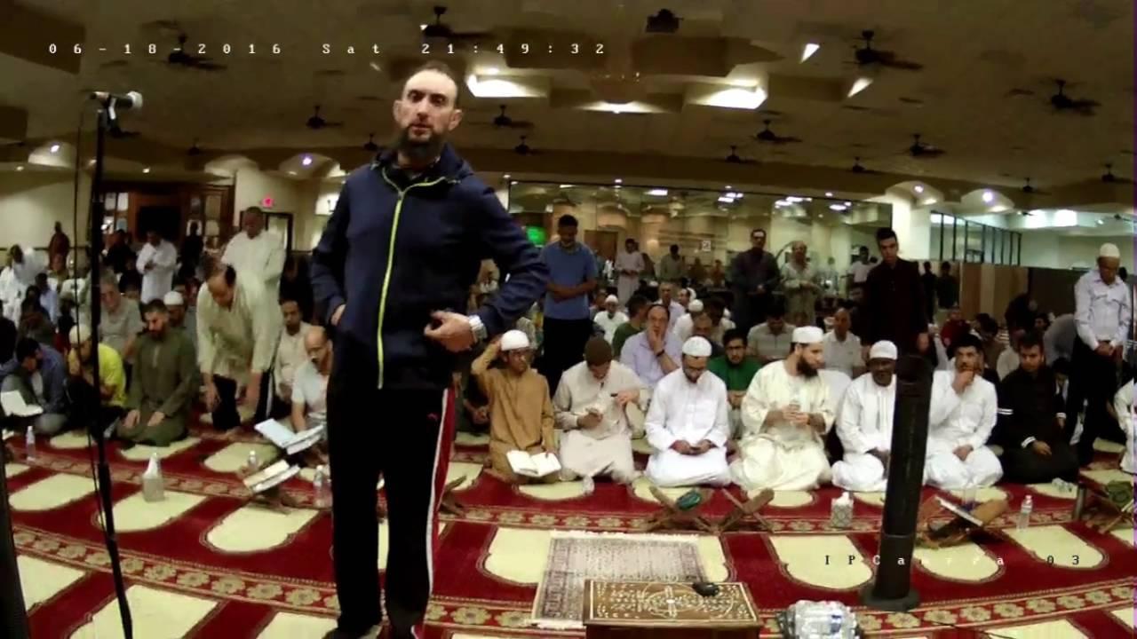 Taraweeh Prayers at Maryam Masjid - Day 14