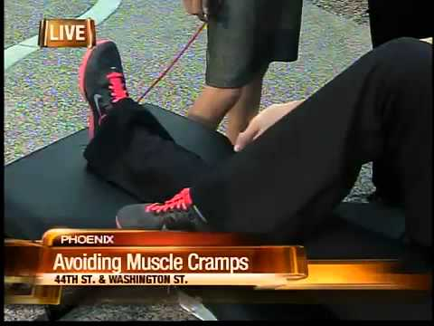 Extreme Temperatures Can Lead To Muscle Cramps