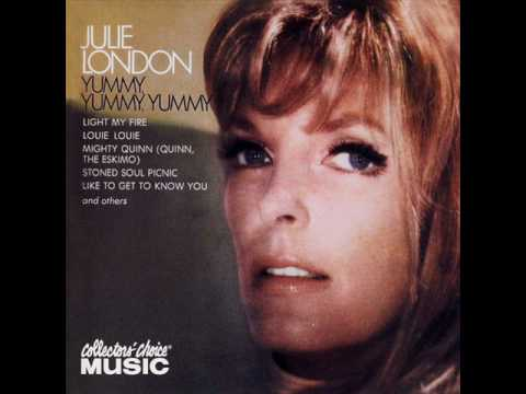 Julie London - Hushabye Mountain (1969)