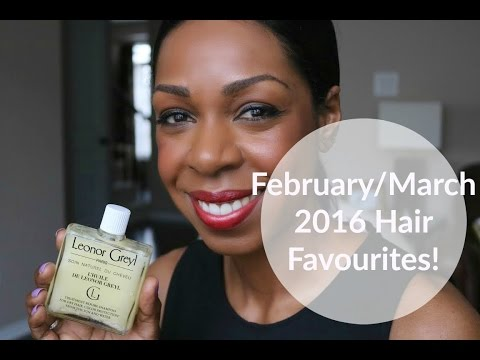 February March 2016 Hair Favourites!   Style Domination