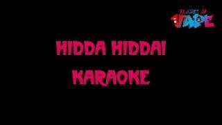 Hidda Hiddai Karaoke - Jyovan & Bidhyan Cover Version