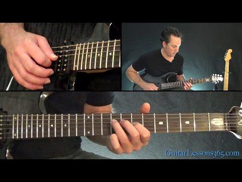 Van Halen - Jamie's Cryin' Guitar Lesson