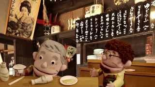 メディカルパペット劇場「おじいちゃんが、見つけたもの」 http://zenri...
