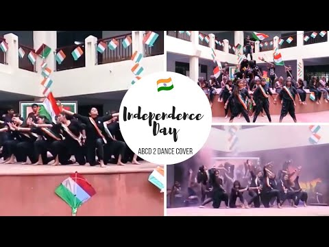 15 August Independence day Dance on ABCD 2 Song Vande mataram