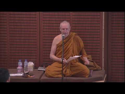 01 Day 2 Morning Talk 03 06 2017 Ajahn Brahmali Sutta Retreat