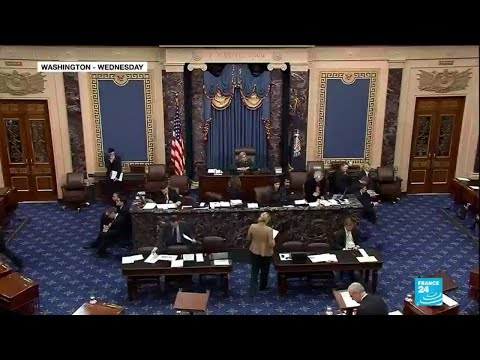 US Senate debates restricting Trump's Iran war powers