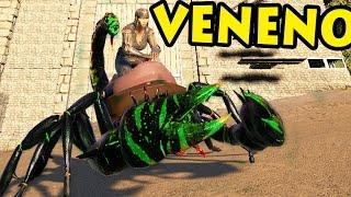 Ark Annunaki, Badass de Veneno! Survival Evolved 59