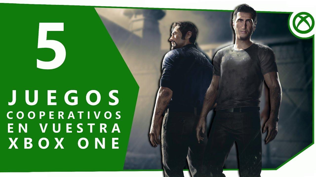 5 Juegos Cooperativos Que Debeis Jugar En Vuestra Xbox One Youtube