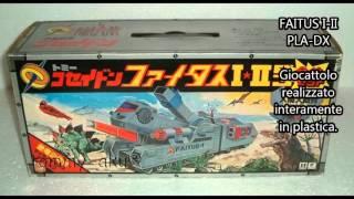 Dalla Splendida collezione di Tommy_Aku ecco tutti i giocattoli della serie KOSEIDON.