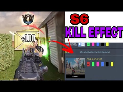 Download How To Add Kill Effect For All Weapons For Free   Call Of DUTY MOBILE SEASON 6  