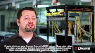 Cómo construir un servidor de bajo consumo con las SSD y las memorias de bajo voltaje de Kingston
