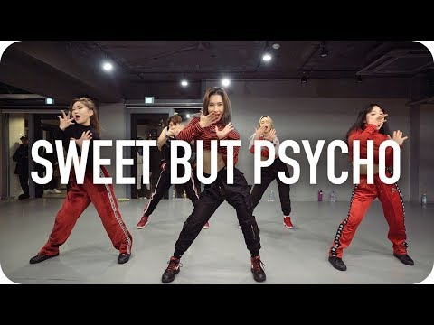Lagu Video Sweet But Psycho - Ava Max / Mina Myoung Choreography Terbaru