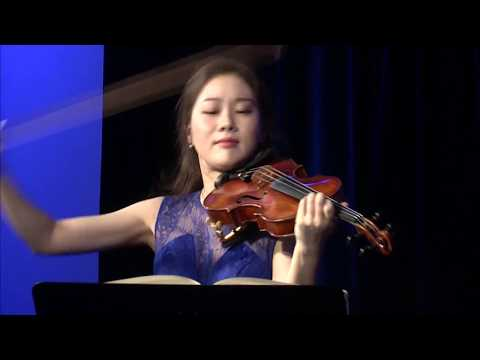 Ji Won Song: Brahms: Violin Sonata No. 2 in A major