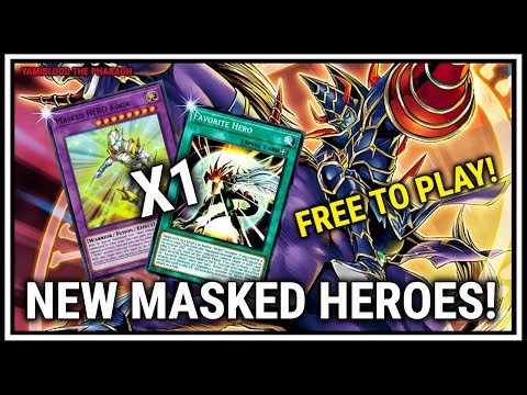 Yu-Gi-Oh! Elemental HERO Deck [EDOPro] August 2020 from YouTube · Duration:  13 minutes 53 seconds