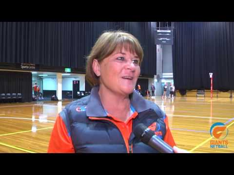 Round 11 Preview with GIANTS Netball Coach Julie Fitzgerald