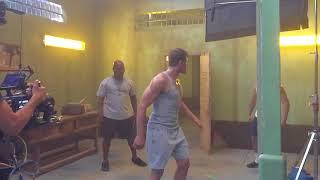 Mike Tyson slaps Kickboxer in the face!!! thumbnail