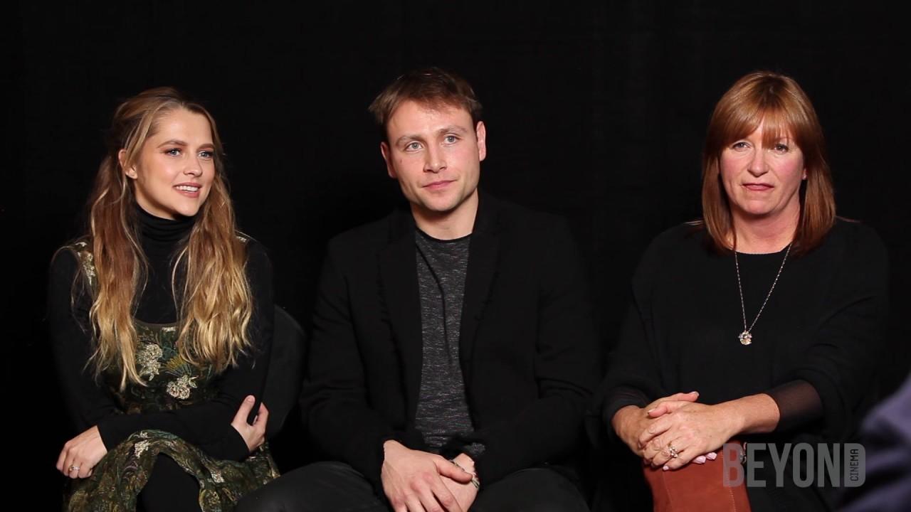Picture of max riemelt - Teresa Palmer Max Riemelt Cate Shortland Talk Berlin Syndrome At Sundance 2017