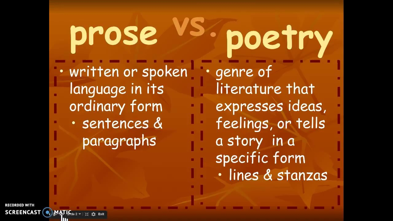 Sad Tumblr Quotes About Love: Prose Vs. Poetry (1:06)