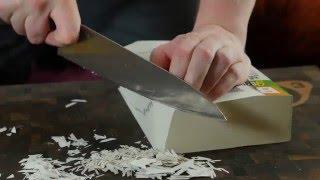 видео Где купить нож samura shadow