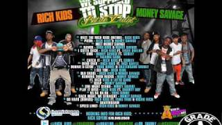 Money Savage - Sack Right, We Straight - NO DJ - We Suppose To Stop - Prod. by Grade A Muzik