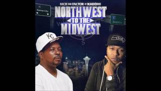 Rich The Factor & Kae One - Across the Map (Produced By AK47)