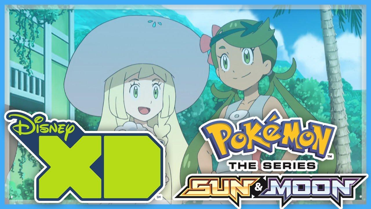Pokemon sun and moon episode 7 english dub