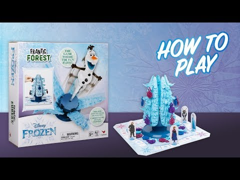 How To Play The Disney® Frozen Frantic Forest™ Game