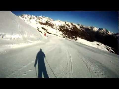Skiing 2012 Briancon