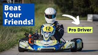 Download HOW TO WIN GO KARTING - Tips From A Professional Driver [Kart Racing For Beginners]