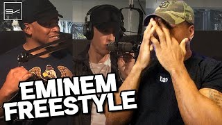 Download MARSHALL MONDAY - EMINEM'S BEST FREESTYLE? - HE WENT CRAZY ON SWAY