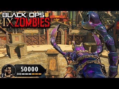 "BO4 Zombies ""IX"" MAIN EASTER EGG HUNT w/ ItsRedFusion! (Call of Duty BO4 Zombies) thumbnail"