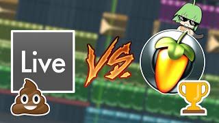 FL Studio sounds BETTER than Ableton?!?!