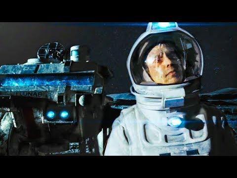 【问舰】2009年最佳科幻电影之一,深度解析《月球》 36
