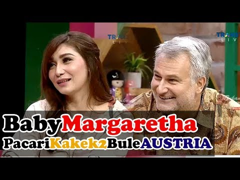 BABY MARGARETHA Pacari Kakek2 Bule AUSTRIA - Rumpi 12 Juli 2017