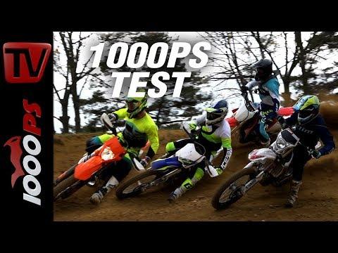 1000PS Test - Hard Enduro Vergleich 2018