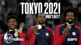 What does Olympic postponement mean for NBA? | Hoop Streams