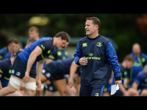 Meet Leinster's new Head of Athletic Performance