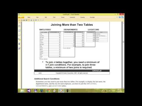 7 Oracle Database Insert Update Delete Intro Select Char